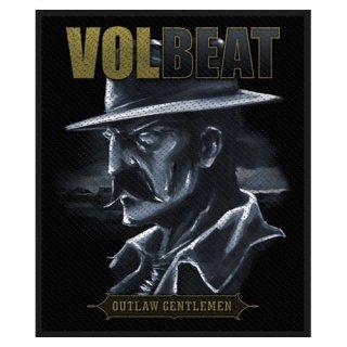 VOLBEAT Outlaw Gentlemen, パッチ