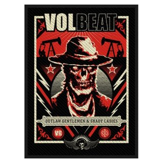 VOLBEAT Ghoul Frame, パッチ