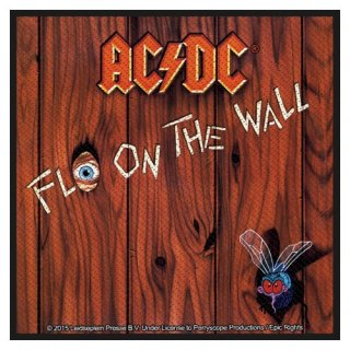 AC/DC Fly On The Wall, パッチ