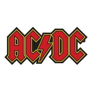 AC/DC Logo Cut-Out, パッチ