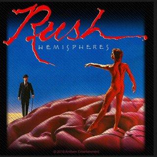 RUSH Hemispheres, パッチ