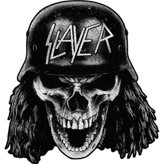SLAYER Wehrmacht Skull Cut Out, パッチ