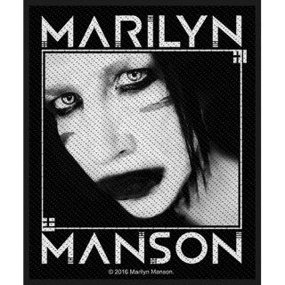 MARILYN MANSON Villain, パッチ