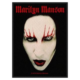 MARILYN MANSON Face, パッチ