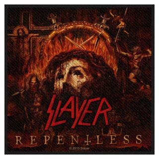 SLAYER Repentless, パッチ