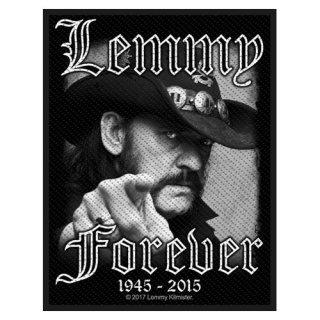 LEMMY Forever, パッチ