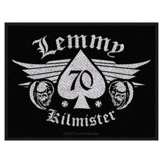 LEMMY 70 Kilmister, パッチ