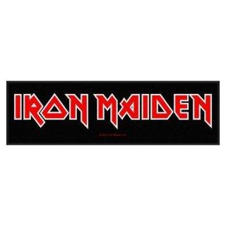 IRON MAIDEN Logo, ストライプパッチ
