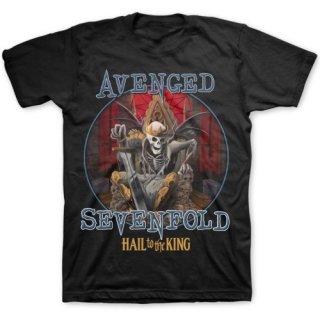 AVENGED SEVENFOLD Deadly Rule 2, Tシャツ