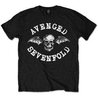 AVENGED SEVENFOLD Classic Death Bat, Tシャツ