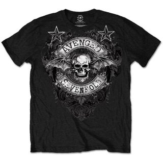 AVENGED SEVENFOLD Stars Flourish, Tシャツ