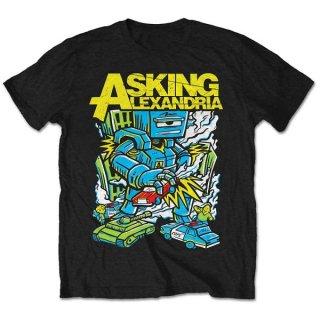 ASKING ALEXANDRIA Killer Robot, Tシャツ