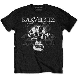 BLACK VEIL BRIDES I'm Not Afraid To Die, Tシャツ