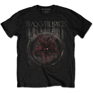 BLACK VEIL BRIDES Rusted, Tシャツ
