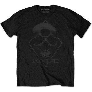 BLACK VEIL BRIDES 3rd Eye Skull, Tシャツ