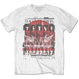 BLACK VEIL BRIDES Group Scatter, Tシャツ