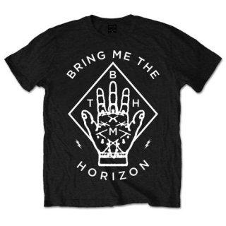 BRING ME THE HORIZON Diamond Hand, Tシャツ