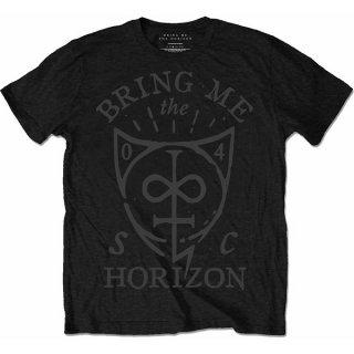 BRING ME THE HORIZON Hand Drawn Shield, Tシャツ