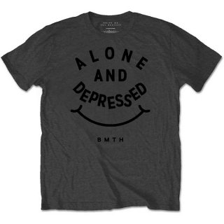 BRING ME THE HORIZON Alone & Depressed, Tシャツ
