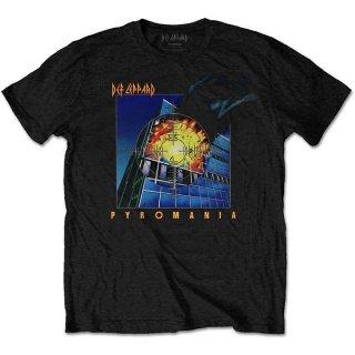 DEF LEPPARD Pyromania, Tシャツ