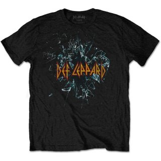 DEF LEPPARD Shatter, Tシャツ