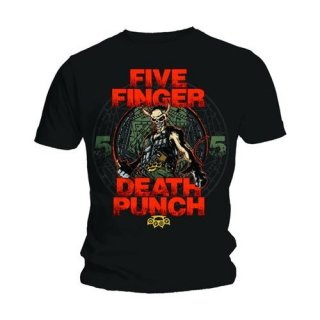 FIVE FINGER DEATH PUNCH Seal Your Fate, Tシャツ