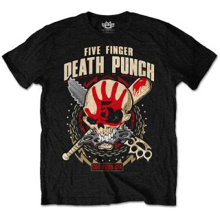 FIVE FINGER DEATH PUNCH Zombie Kill, Tシャツ