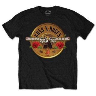 GUNS N' ROSES 30th Photo, Tシャツ