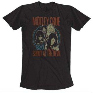 MOTLEY CRUE Vintage World Tour, Tシャツ
