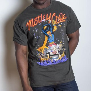 MOTLEY CRUE Allister King Kong, Tシャツ