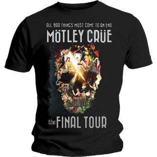 MOTLEY CRUE Admat Final Tour, Tシャツ