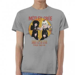 MOTLEY CRUE Satd Vintage, Tシャツ