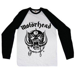 MOTORHEAD England, ラグランロングTシャツ