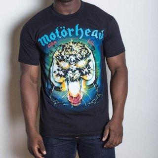 MOTORHEAD Overkill Blk, Tシャツ