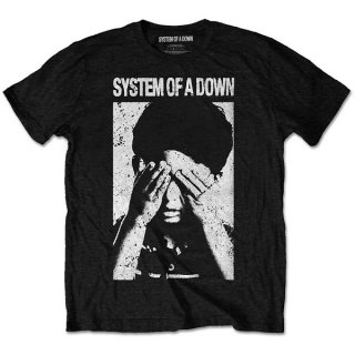 SYSTEM OF A DOWN See No Evil, Tシャツ