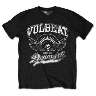 VOLBEAT Rise from Denmark, Tシャツ