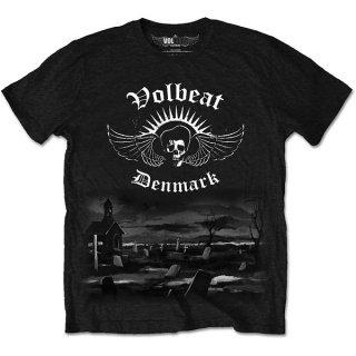 VOLBEAT Graveyard 2, Tシャツ