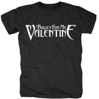 BULLET FOR MY VALENTINE Logo, Tシャツ