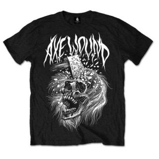 AXEWOUND Skull, Tシャツ