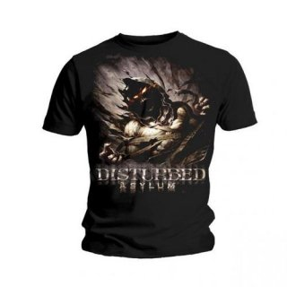 DISTURBED Asylum, Tシャツ