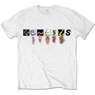 GENESIS Haracters Logo, Tシャツ