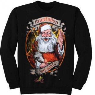 MASTODON Hail Santa Holiday, スウェットシャツ