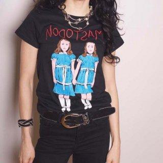 MASTODON Twins, レディースTシャツ