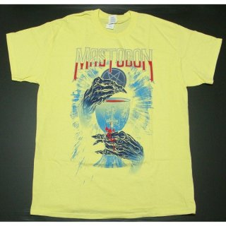 MASTODON Unholy Ceremony/Cream, Tシャツ