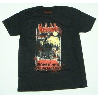 MURDERDOLLS 80s Horror Poster, Tシャツ