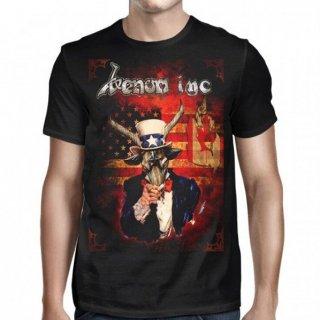 VENOM INC Sam Goat-dates 2017, Tシャツ