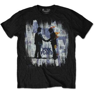 PINK FLOYD Wish You Were Here Painting, Tシャツ