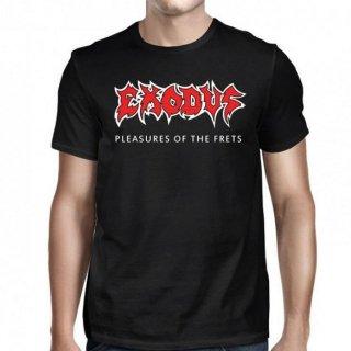 EXODUS Pleasures Of The Frets, Tシャツ