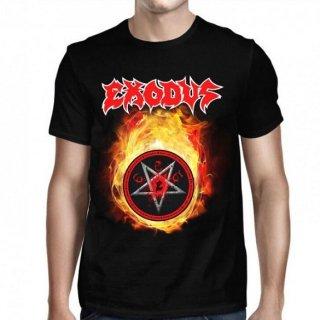 EXODUS Fireball-north America '17 Ss, Tシャツ