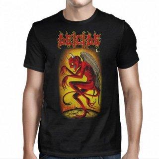 DEICIDE Dancing Devil Tour Date, Tシャツ